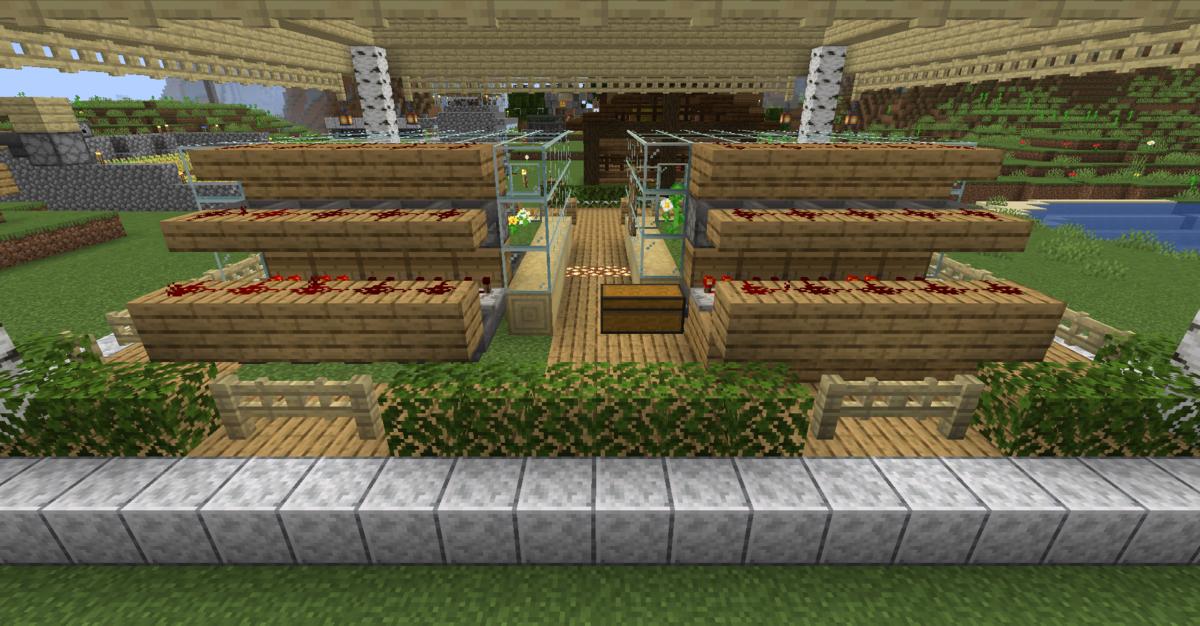 マイクラ ハニカム 【Java版マイクラ】自動養蜂場の作り方 ·