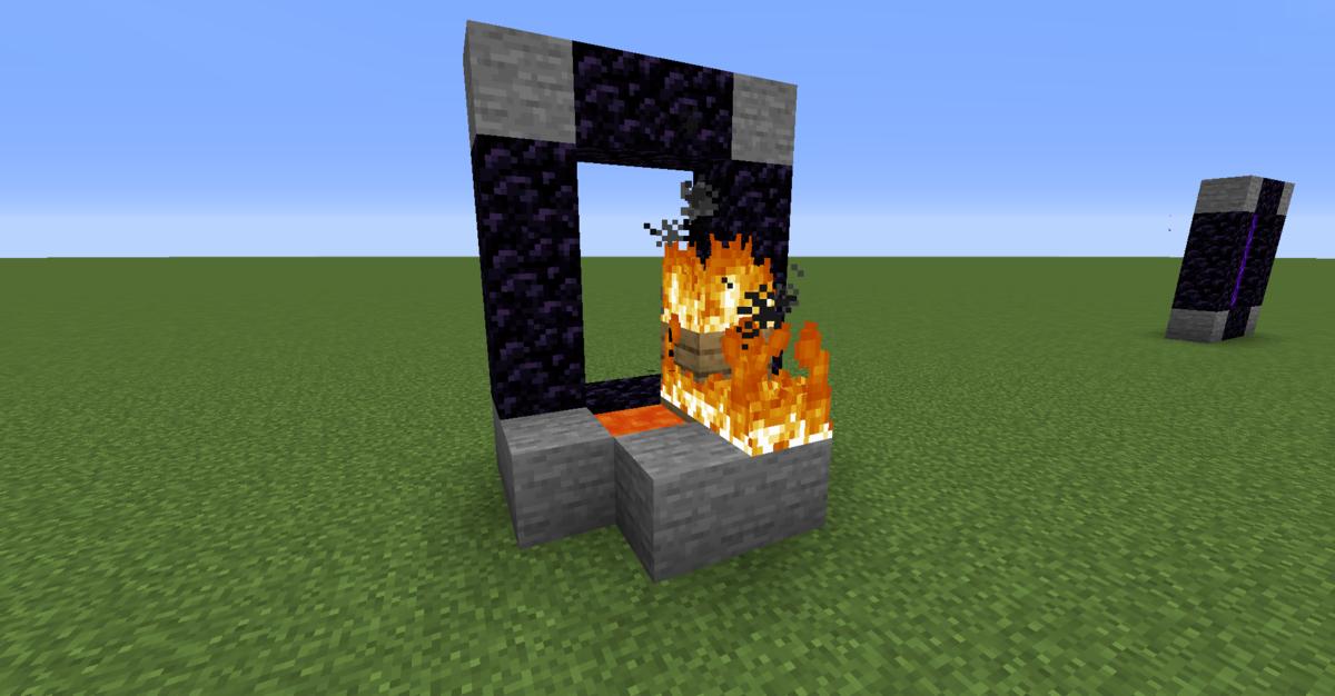 木材が燃えている画像