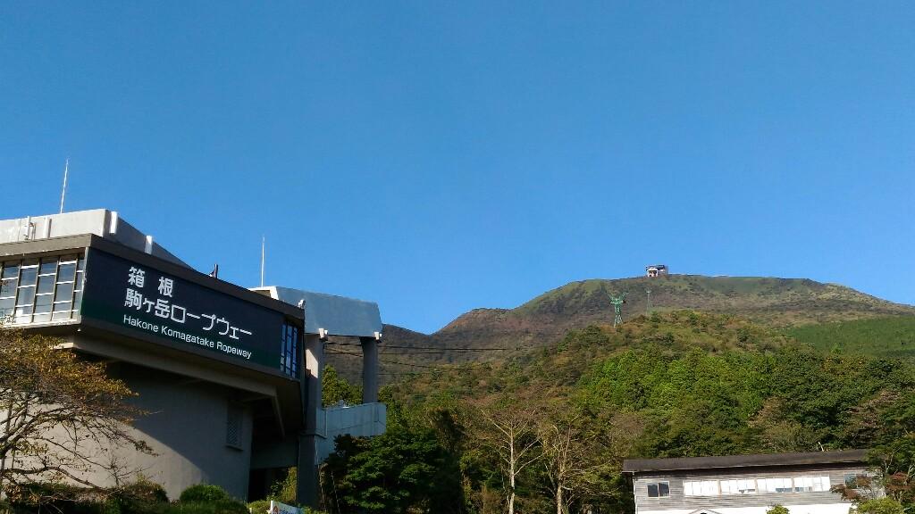 箱根駒ヶ岳ロープウェイ
