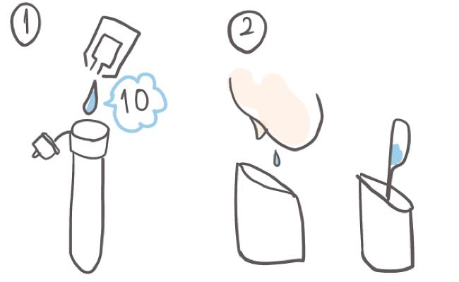 使用方法のイラスト1