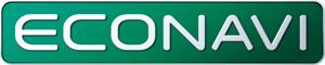 エコナビのロゴ