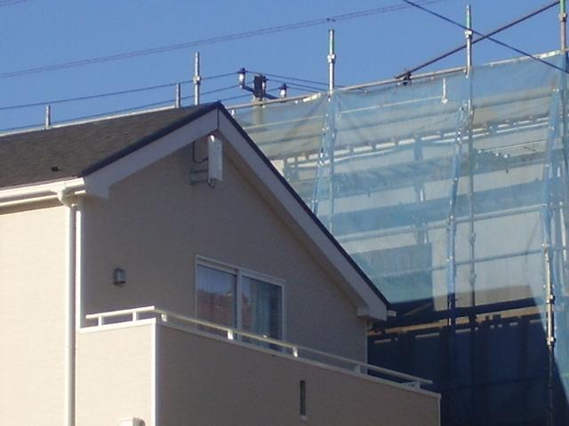 地上デジタルアンテナ『UDF-80』日本アンテナ