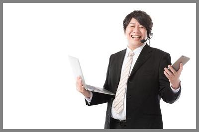 転職エージェントの説明画像1