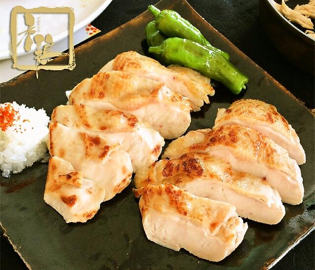 香鶏むね肉