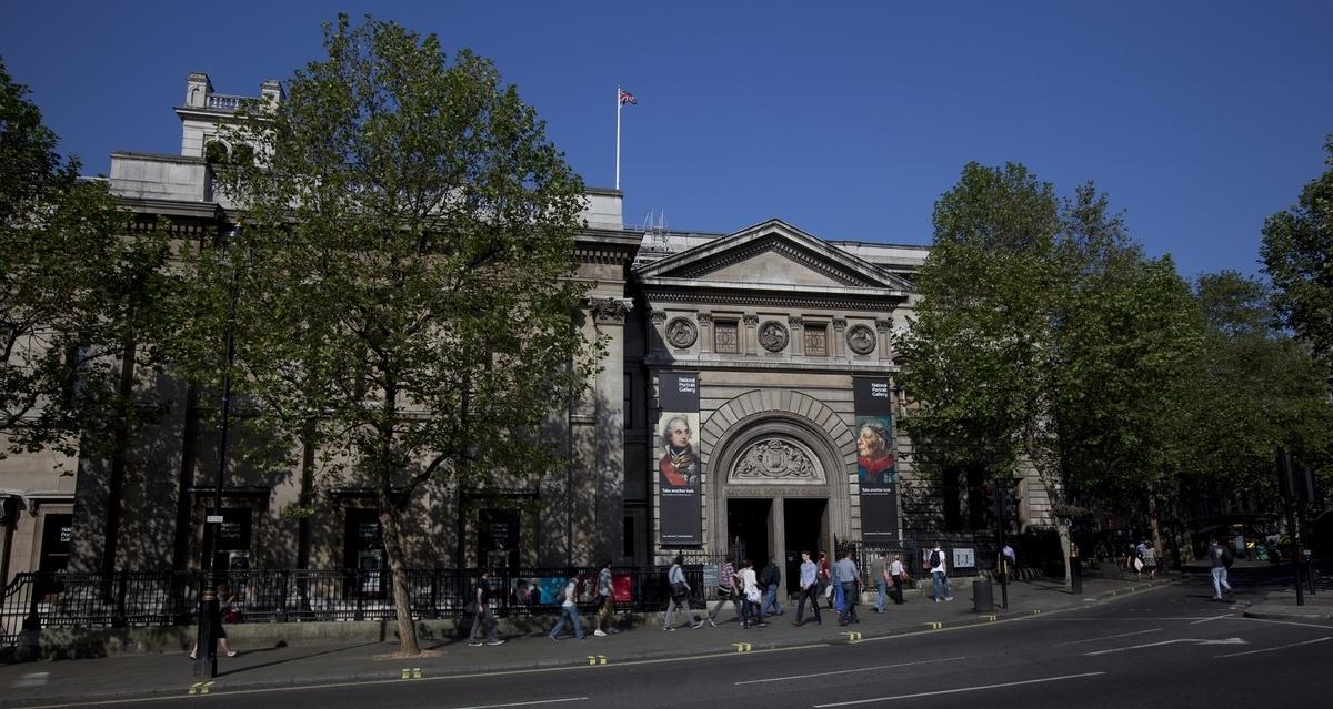ロンドン・ナショナル・ポートレートギャラリー所蔵 KING&QUEEN展