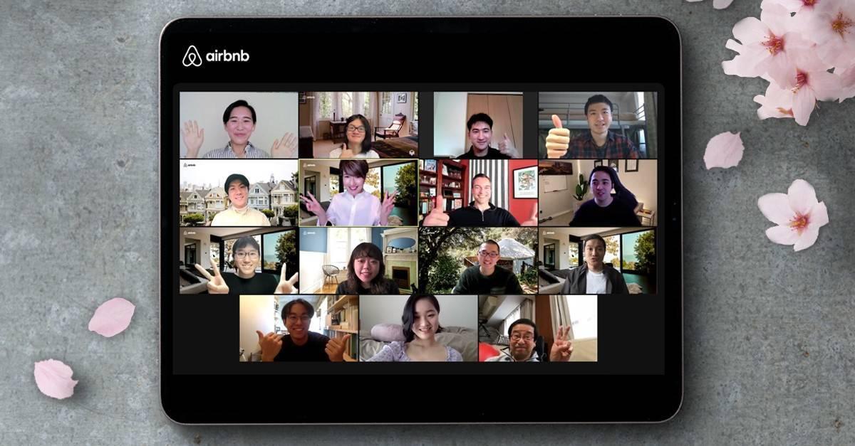 共同創業者が学生にエール!Airbnbのオンラインイベント「バーチャル卒業旅行2021」【レポート】