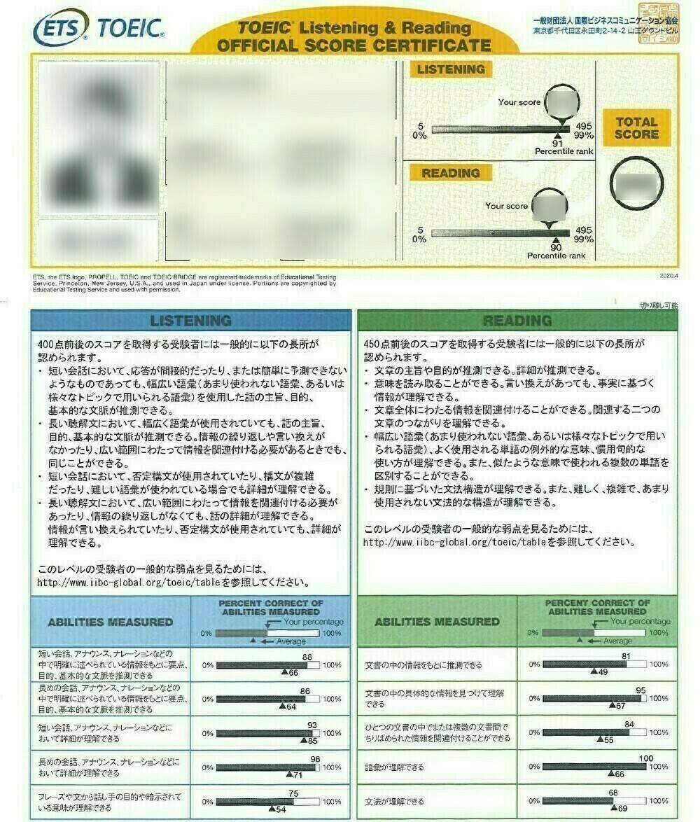 公式認定証サンプル