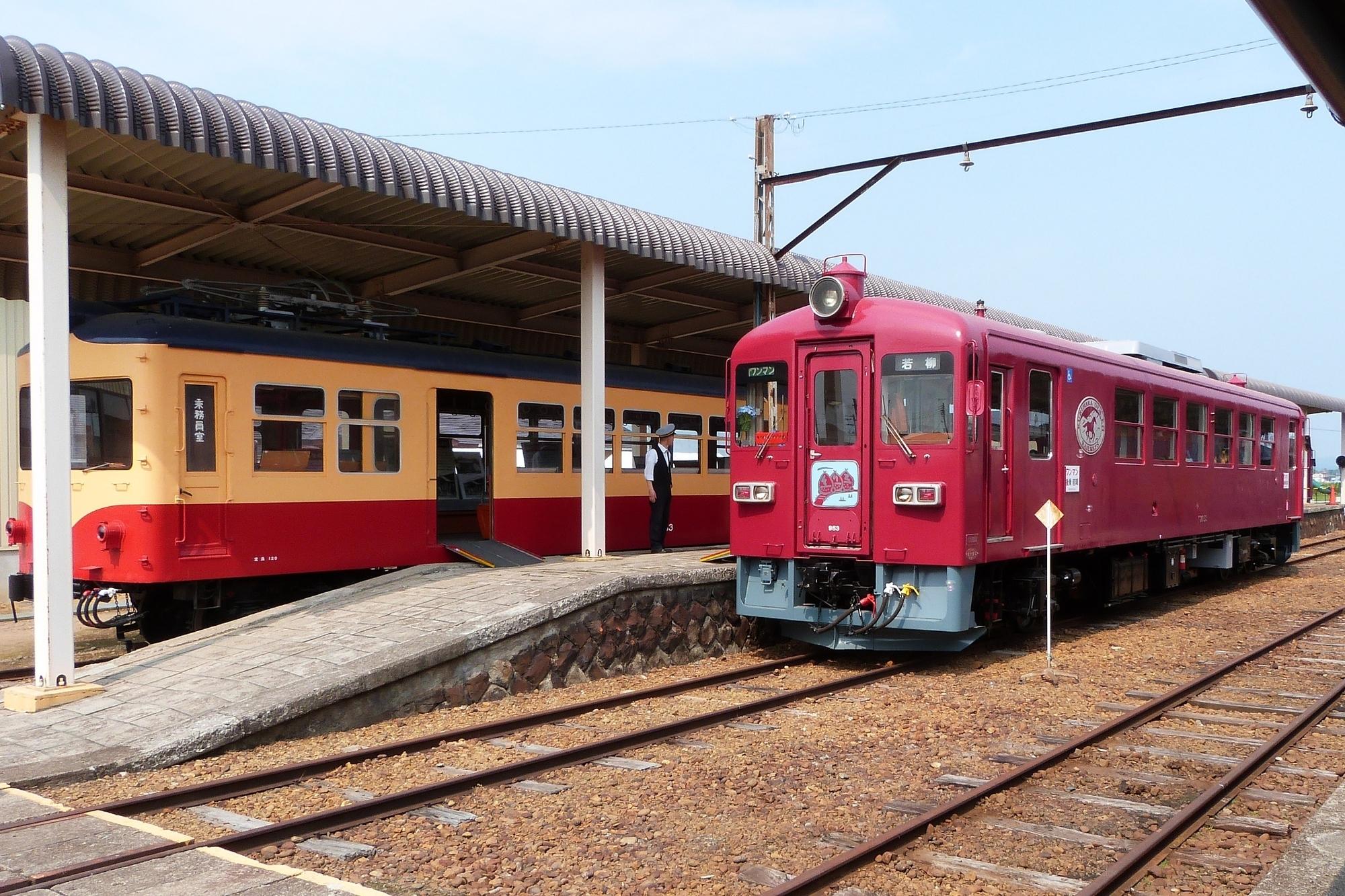栗原電鉄 M15