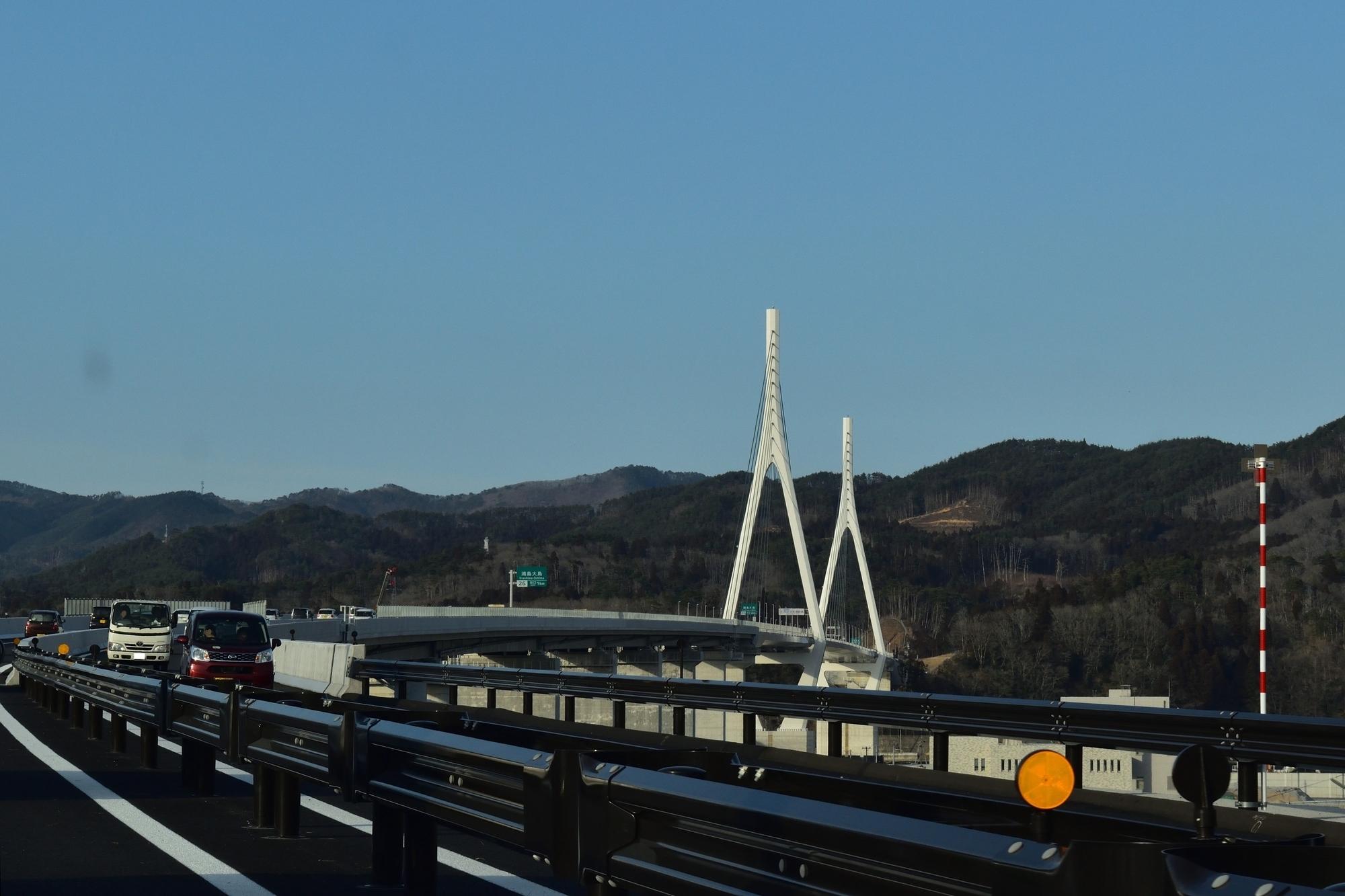 気仙沼湾横断橋 開通当日