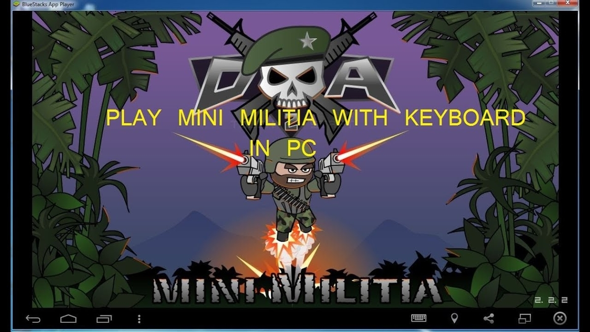 Download Mini Militia for PC Windows 10/7/8 Laptop (2019