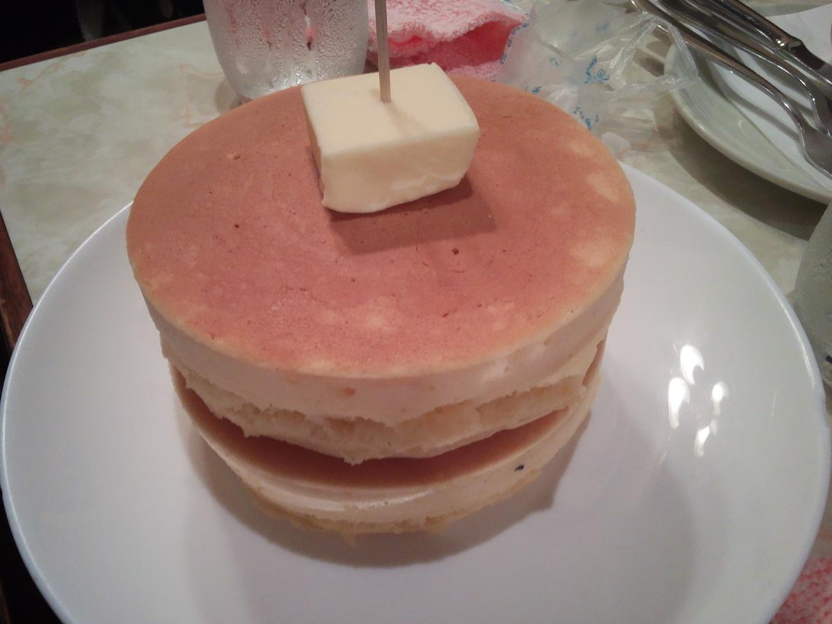 ホットケーキ!!