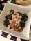 豚バラ大根とじゃがいもの和風あん煮 オクラ納豆 白菜のあっさりおか
