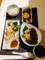 エリンギと人参の酢豚 麻婆豆腐 もずく酢サラダ