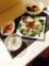 豆腐ツナサラダ めかぶとえのきの和え物 酢豚