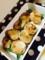 酢豚 山芋カリカリ焼き 鮭のきのこ味噌マヨ蒸し