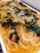 おでん風 :大根 厚揚げ 卵 ニラ麻婆春雨 オクラ納豆