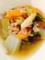 ぶりの照り焼き 白菜xツナクッタリ煮 きゅうり昆布の浅漬 カンパチ造
