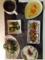 白菜のクリームシチュー @大根ときゅうりの昆布漬け ハムの磯辺揚げ
