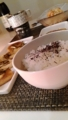 長芋かまぼこバター醤油焼き