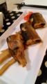 サンマの味噌煮