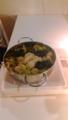 白菜x水菜xつみれ鍋