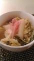 豆腐と水菜すき煮