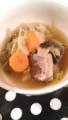 白菜と鯖味噌煮