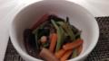 もずくチンゲンサイ中華スープ