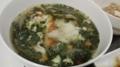 モロヘイヤのかきたまスープ