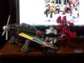 零式艦上戦闘機の3Dパズル