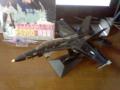 ドラゴン製ダイキャスト完成品F/A-18Bホーネット