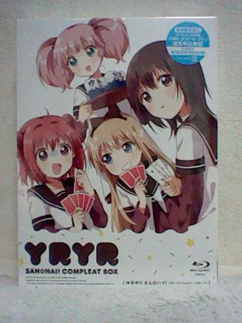 ゆるゆり3期Blu-ray BOX