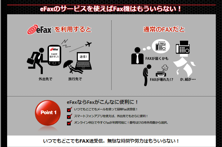 e-fax説明