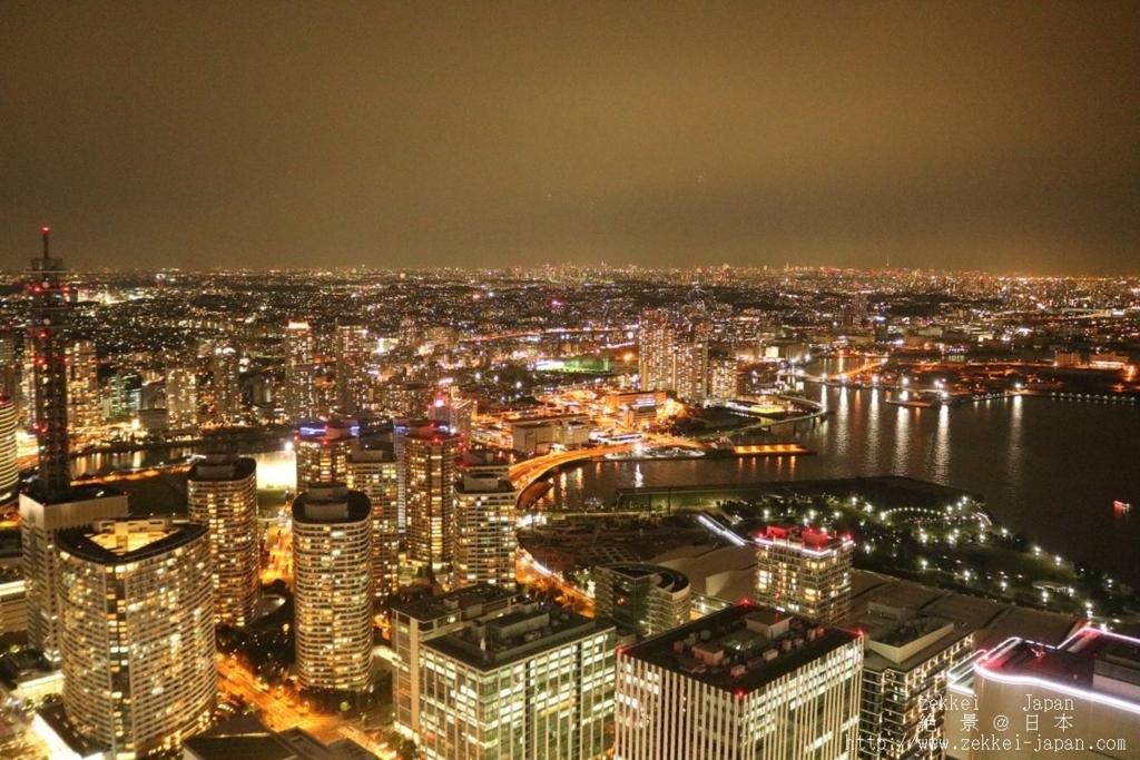 ロイヤルパークホテルからの夜景