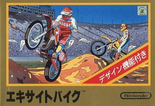エキサイトバイク】オリジナル版...