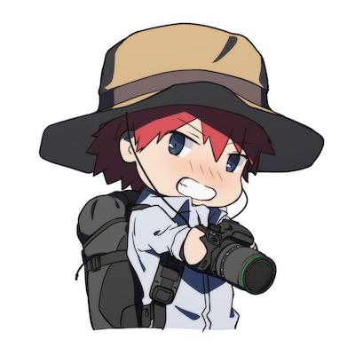 アイコンカメラ小僧(400)