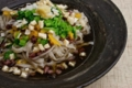 [上田][長野][和食][膳][Japanesefood][食][料理][ぱすた]冷やし漬け物黒麦うどん