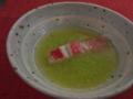 [上田][長野][和食][膳][Japanesefood][食][料理]金目鯛と支那大根の碗