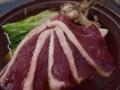 [上田][長野][和食][膳][Japanesefood][食][料理]シャラン鴨鍋