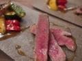 [上田][長野][和食][膳][Japanesefood]信州黒毛和牛火入れ焼き野菜添え
