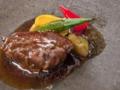 [上田][長野][和食][膳][Japanesefood]信州黒毛和牛千本筋の煮込み