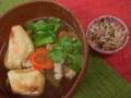 [上田][長野][和食][膳][Japanesefood]黍餅雑煮