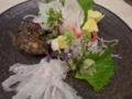 [上田][長野][和食][膳][Japanesefood]オコゼの姿造り