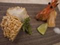 [上田][長野][和食][膳][Japanesefood]天然活締め平目真丈蓮根挟み揚げ