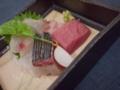 [上田][長野][和食][膳][Japanesefood]めじ鮪とお楽しみ3種