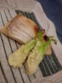 [上田][長野][和食][膳][Japanesefood]真魚鰹の西京焼き