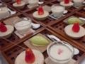 [上田][長野][和食][膳][Japanesefood]お米のブラマンジュ、桜の香り