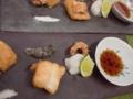 [上田][長野][和食][膳][Japanesefood]オコゼの唐揚げ