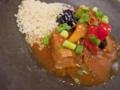 [上田][長野][和食][膳][Japanesefood]信州大町黒豚のトマト煮込み