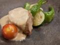 [上田][長野][和食][膳][Japanesefood]養老豚肩ロースの煮込み